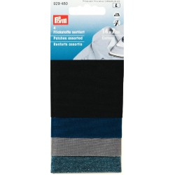 Renforts thermocollants en coton Prym - Coloris assortis