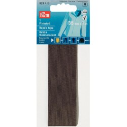 Ruban thermocollant Prym gris