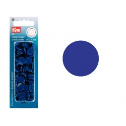 Boutons Pression Colors Snaps Prym 12,4 mm Bleu Royal