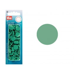 Boutons Pression Colors Snaps Prym 12,4 mm Vert