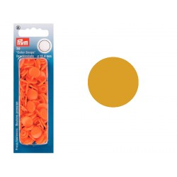 Boutons Pression Colors Snaps Prym 12,4 mm Orange