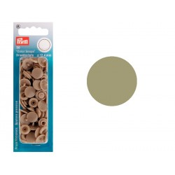 Boutons Pression Colors Snaps Prym 12,4 mm Champagne