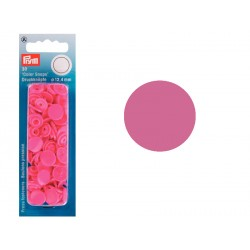 Boutons Pression Colors Snaps Prym 12,4 mm Fuchsia