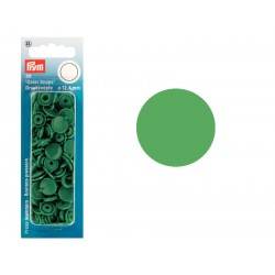 Boutons Pression Colors Snaps Prym 12,4 mm Vert Herbe