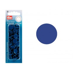 Boutons Pression Colors Snaps Prym 12,4 mm Bleu