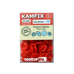 Pression KAM ronde Rouge passion