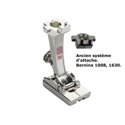 Pied fermeture invisible N°35 Bernina 1008, 1630