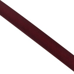 Biais satin 20 mm col. bordeaux