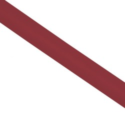Biais polycoton 20 mm col. Marron rouille