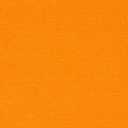 Feutrine orange Dim feuille A4