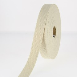 Sangle 23 mm COTON beige