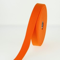 Sangle 23 mm COTON orange