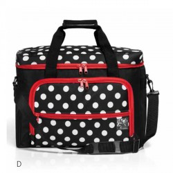 Trolley sac de transport pour machine à coudre POLKA