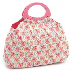 """Sac """"cloche"""" avec anses Taille M collection Mandala"""