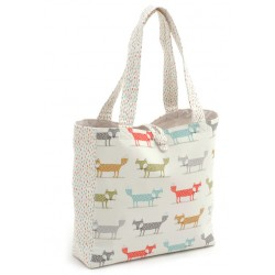 Sac avec anses Taille M collection Fox