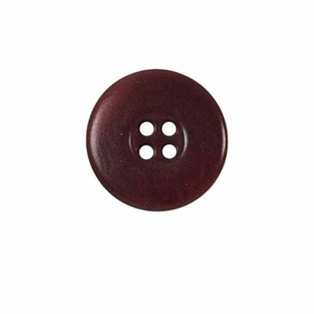bouton rond bord large 4 trous