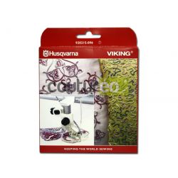 Kit de pieds Yarn Couching Husqvarna Viking