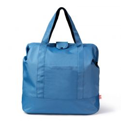 Sac à ouvrages collection  Store & Travel taille L bleu