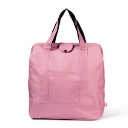 Sac à ouvrages collection  Store & Travel taille S rose