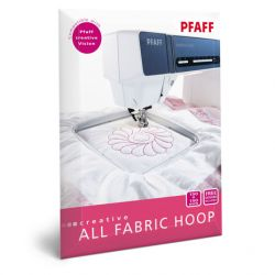 Pfaff ALL FABRIC HOOP 130x130 mm