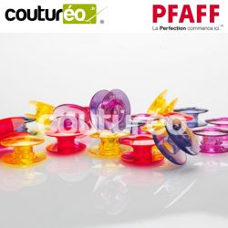 10 canettes PFAFF color CREATIV EXPRESSION 820905096