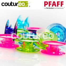 10 canettes PFAFF color CREATIV EXPRESSION 821037096