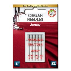 Aiguilles machine à coudre Jersey Grosseur 70 à 100 assortiment ORGAN NEEDLES