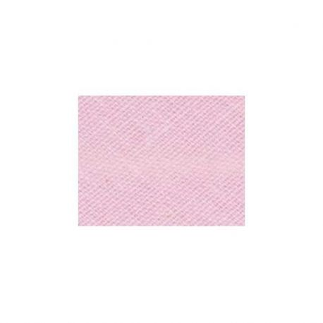 Passepoil poly-coton 15 mm, Rose