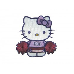 Ecusson Hello Kitty - Visage