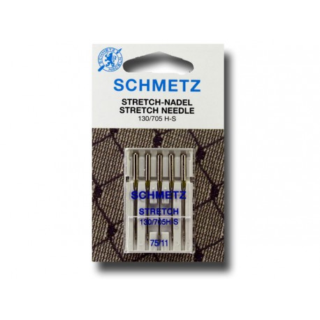 Aiguilles schmetz stretch gros 75 machine coudre coutureo - Machine a coudre stretch ...