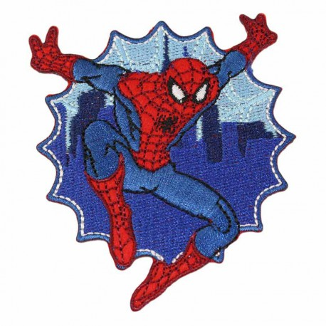 Ecussons Broderie Spiderman