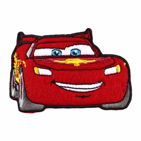 Ecussons Broderie Cars 2
