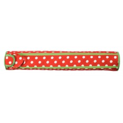 Coffrets paniers collection Polka rouge