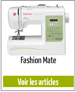 machine à coudre singer fashion mate