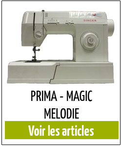 machines à coudre singer prima magic mélodie