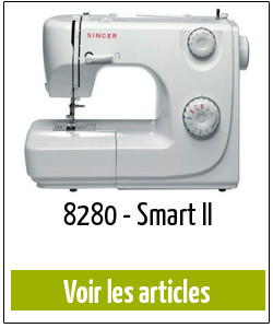 machine à coudre singer smart II 8280