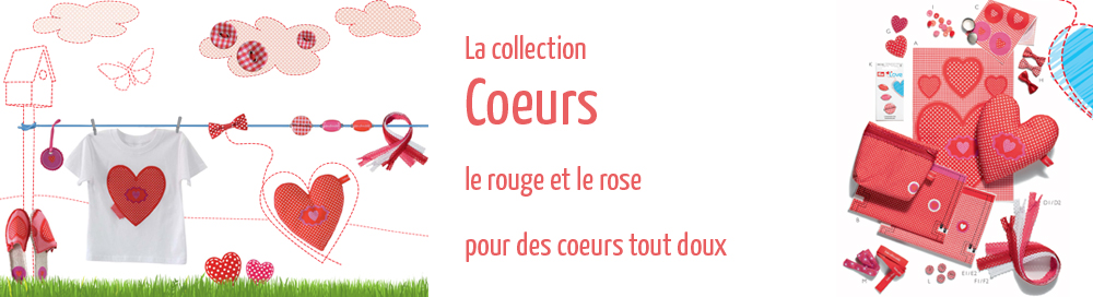prym love collections coeurs